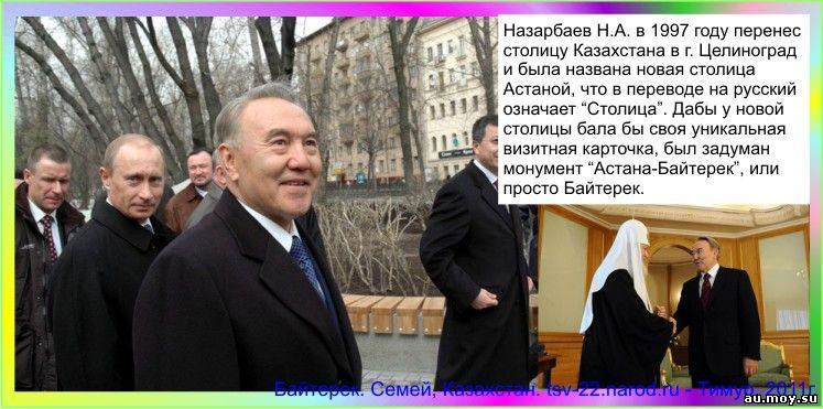 Назарбаев, Целиноград, Астана, Казахстан